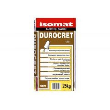 Mortar Isomat Durocret white 25 kg de la Izotech Services