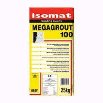 Mortar Isomat Megagrout-100 grey 25 kg de la Izotech Services