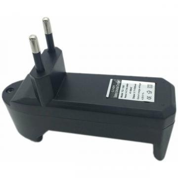Incarcator pentru acumulator si baterie reincarcabila 3.7V