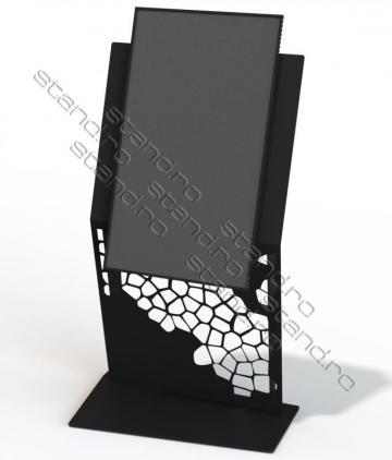 Infochiosc metalic triunghiular 0121 de la Rolix Impex Series Srl