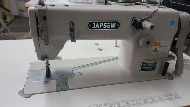 Masina de cusut - cusatura lant Japsew J-381 de la Senior Tex