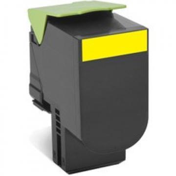 Toner Lexmark Yellow 1K, CX310dn, CX410de, CX510d de la Access Data Media Service Srl