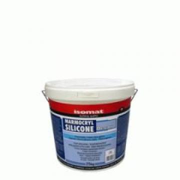 Tencuiala Marmocryl Silicon Decor 3 mm, Base TR 25 kg de la Izotech Services