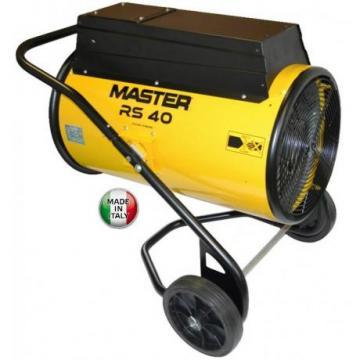 Aeroterma electrica Master RS 40 de la Tehno Center Int Srl