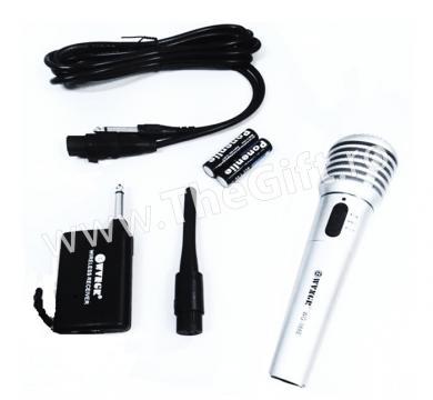 Microfon Wvnger WG-309