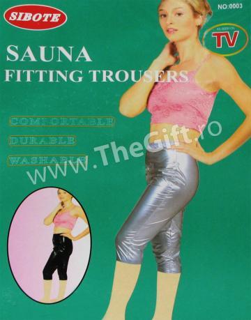 Pantaloni de slabit sauna