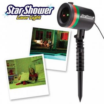 Proiector laser Star Shower