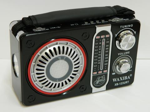 Radio MP3/USB/SD Waxiba XB-123URT de la Preturi Rezonabile