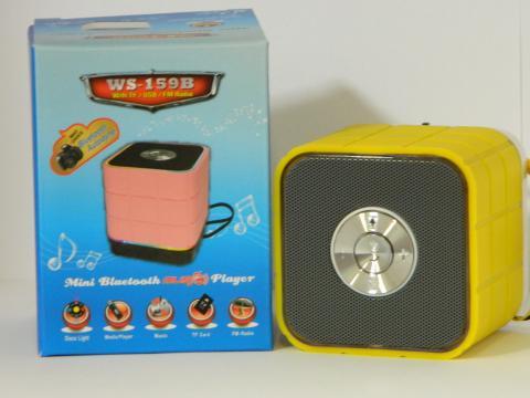 Radio portabil Wster WS-159B