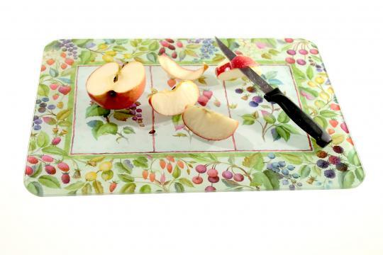 Tocator sticla fructe de padure de la Plasma Trade Srl (happymax.ro)