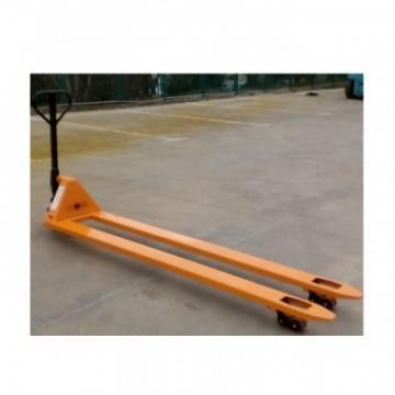 Transpalet manual cu brate lungi Liftex Easy 25, 2 tone de la Viva Metal Decor Srl