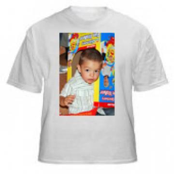 Tricou personalizat - pachet promotional de minim 10 bucati de la Alconcept Product SRL