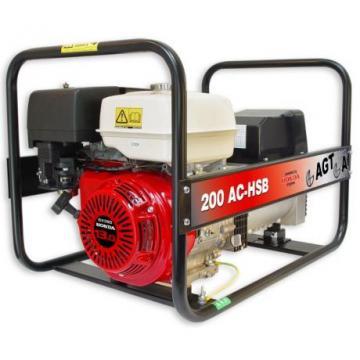 Generator sudura AC 200 A cu motor Honda WAGT 200 AC HSB