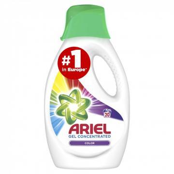 Detergent lichid Ariel Color Reveal 1.1L - 20 de spalari de la Pepita.ro