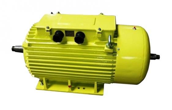 Motoare electrice cu rotorul bobinat AIFM 1500 rot/min de la Electrofrane