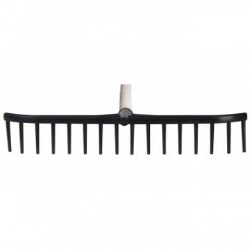 Grebla din plastic Strend Pro Longbow 16 dinti, cu coada de la Viva Metal Decor Srl