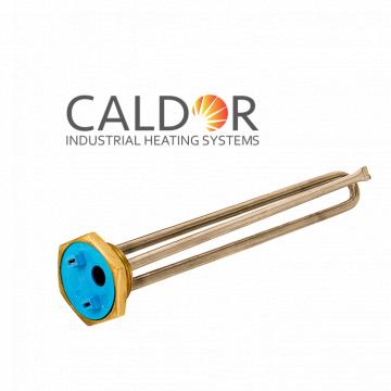 Rezistenta pentru boiler din inox dreapta 1500W de la Caldor Industrial Heating Systems Srl