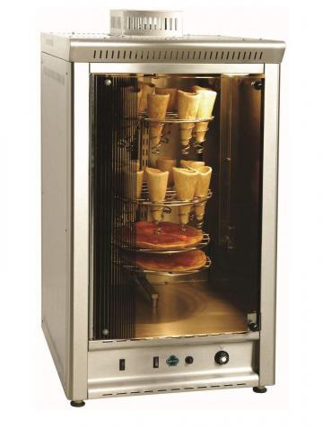 Cuptor electric pizza - con cu aer cald profesional FP de la Clever Services SRL