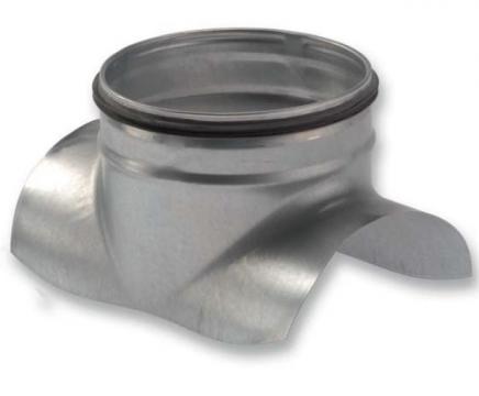 Tubulatura spiro Collar saddle ARG 90 500/400