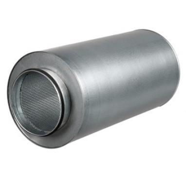 Tubulatura spiro Sound reducer SAR 125/600mm