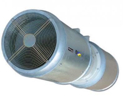 Ventilator Long range HCT/IMP-C-UNI-40-2/4T-1.5