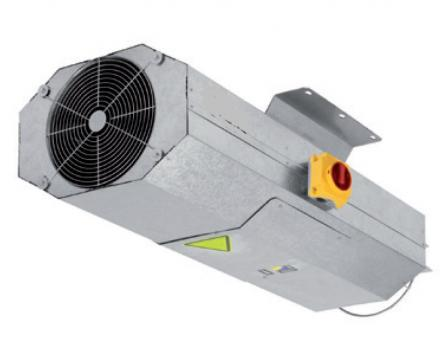 Ventilator Long range HCT/IMP-LS-REV-45-2T-3 IE3