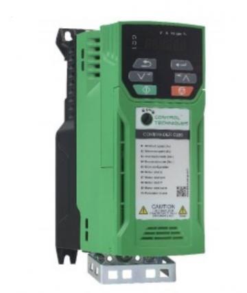Controler frecventa de viteza C200 0.37kW