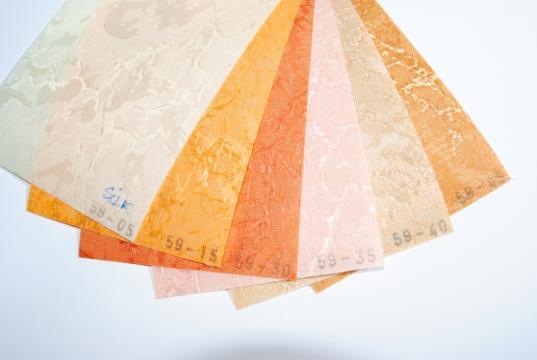 Jaluzele verticale Silk de la Wind Decor Srl