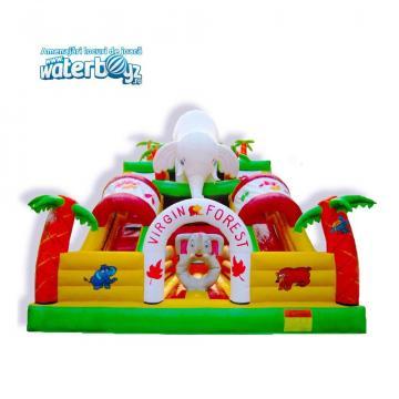 Tobogan Gonflabil Elefantel de la Waterboyz