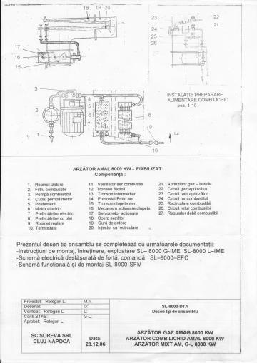 Optimizari termoenergetice de la Daret Tehno Srl