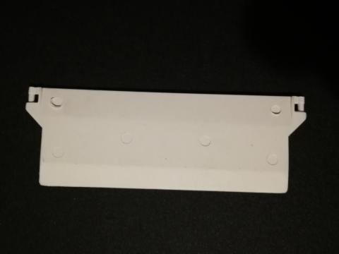 Greutate lamela perdea verticala