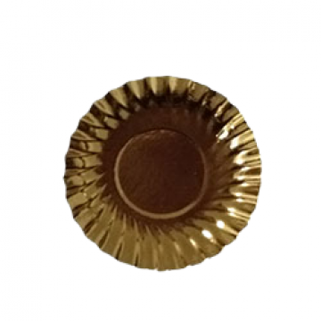 Monoportie carton auriu 10cm 500 buc/set de la Cristian Food Industry Srl.