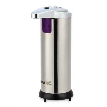Dispenser de sapun electric cu senzor miscare Basic Home de la Plasma Trade Srl (happymax.ro)