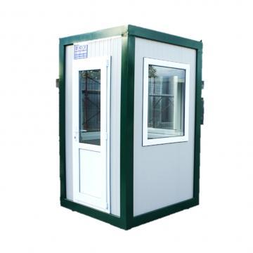 Cabina de paza de la SC Toalete Ecologice SRL
