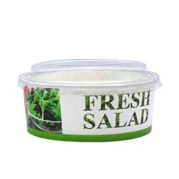 Bol carton Fresh Salad 550cc, 50 buc/set de la Cristian Food Industry Srl.