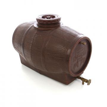 Butoi plastic alimentar, pentru vin, cu capac (50l-500l) de la Lemurya Fashion Srl