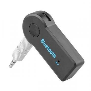 Mini receptor audio pentru auto cu bluetooth jack 3.5 mm