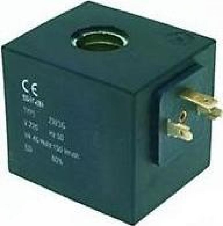 Bobina Z923G pentru electrovalva Sirai, 220V #3120239