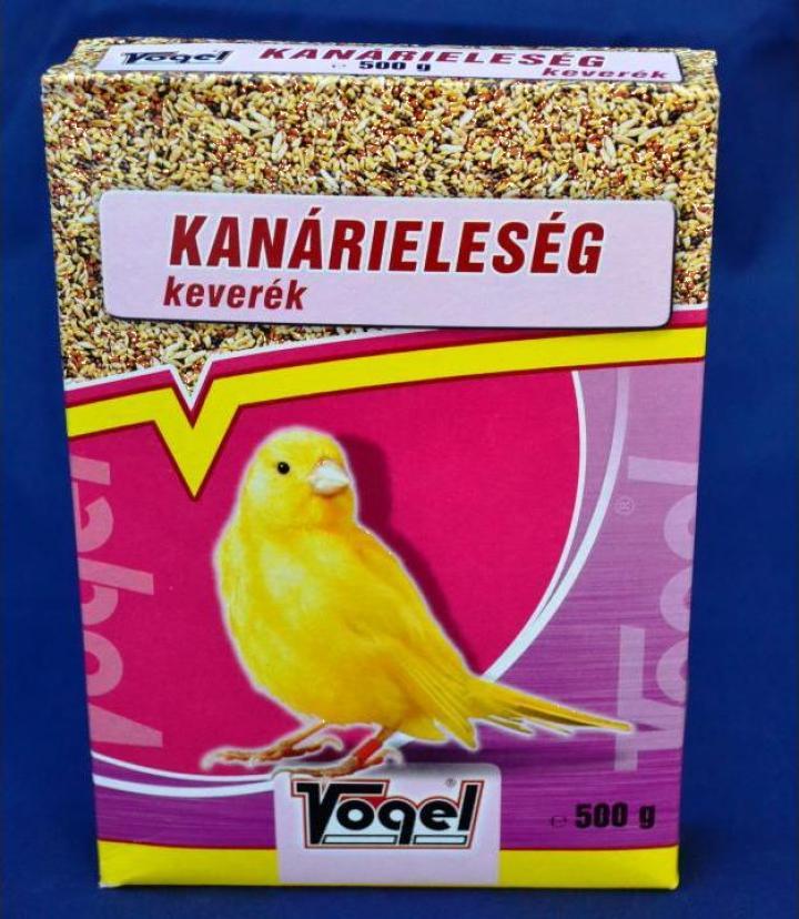 Hrana canari Vogel