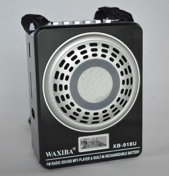 Radio MP3 portabil Waxiba XB-918U