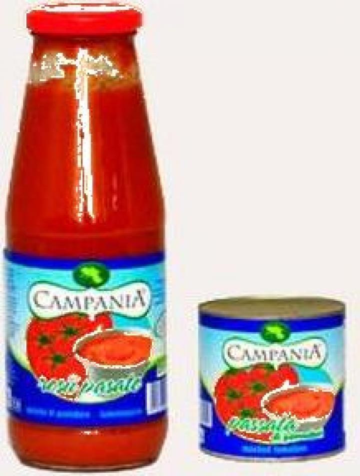 Conserva rosii pasate Campania