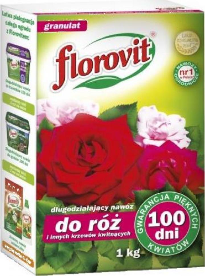 Ingrasamant specializat granulat pentru trandafiri