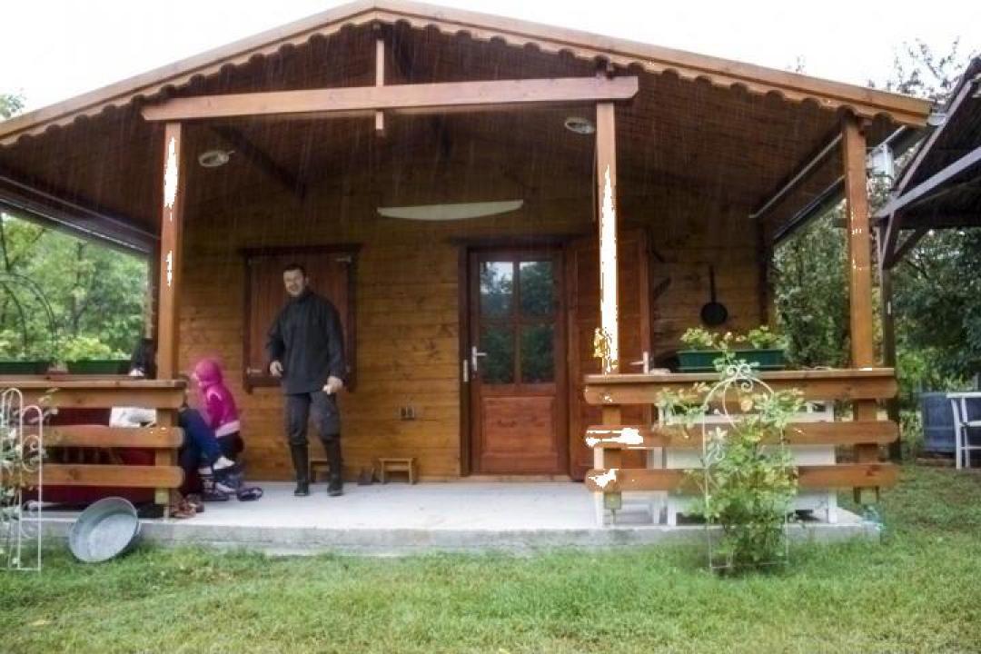 Casa din lemn Balaton 3/c