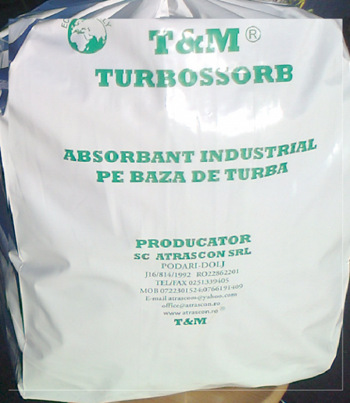 Absorbant hidrocarburi Turbossorb