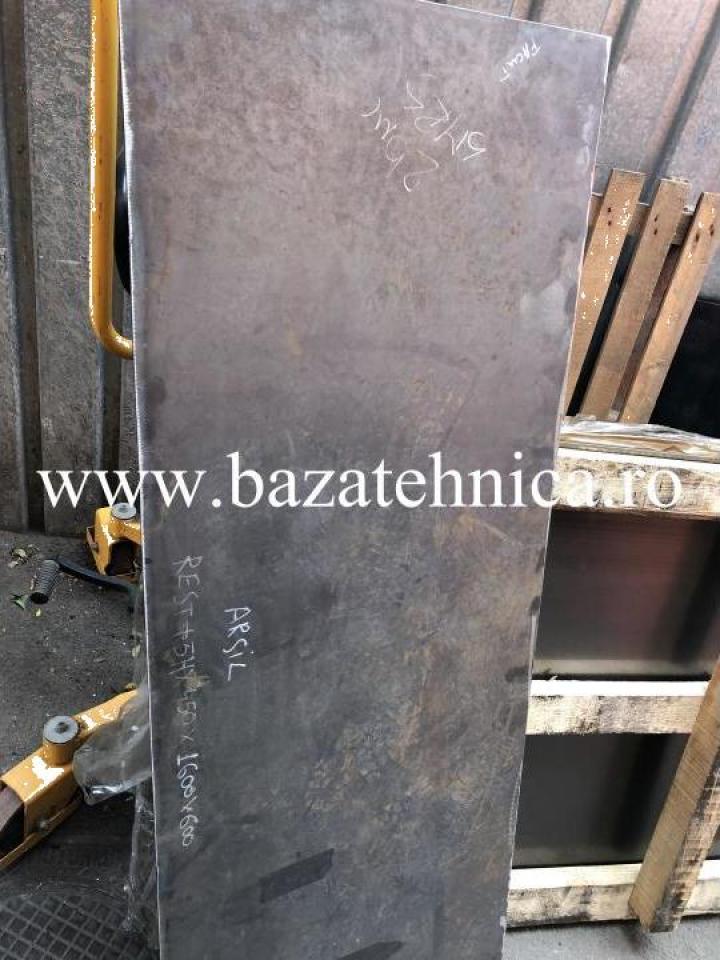 Tabla Hardox pentru cutite moara cu ciocanele, 5x600x1600 mm
