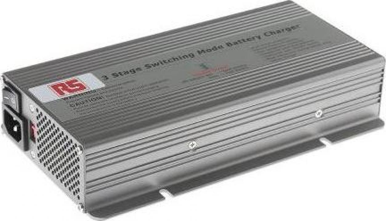Tester pentru baterii reincarcabile plumb-acid, 12,5A