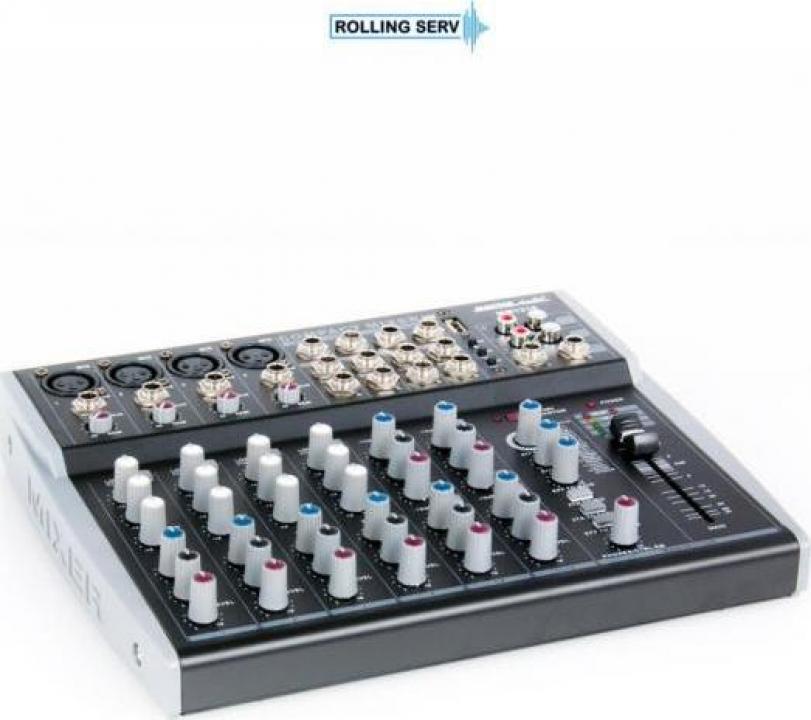 Mixer audio Master Audio MM1210