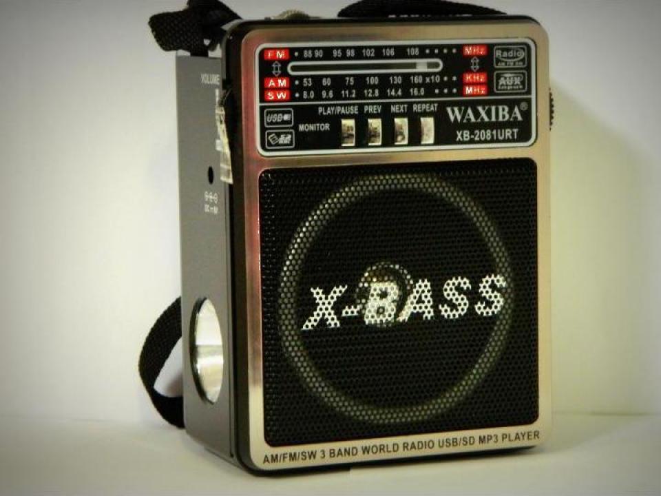 Radio Waxiba XB-2081URT