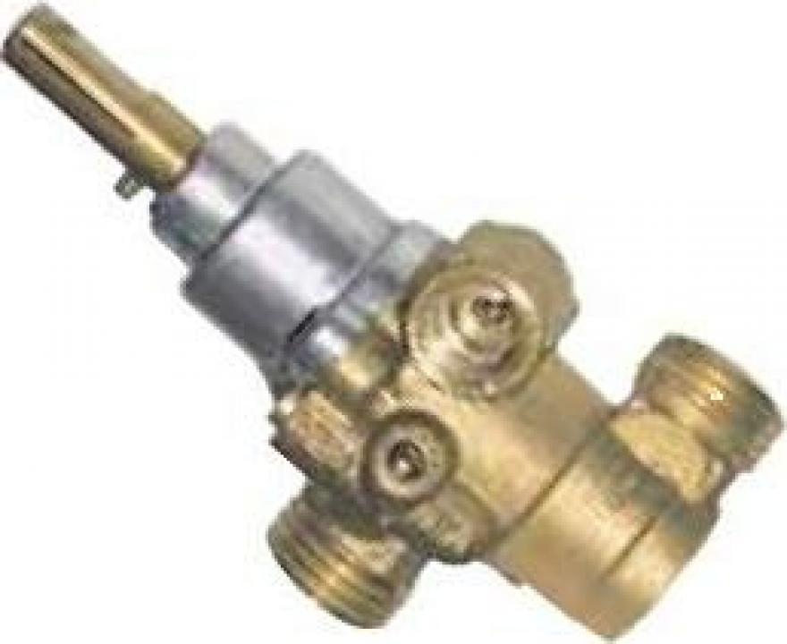 Robinet de gaz PEL 21N intrare gaz M16x1.5