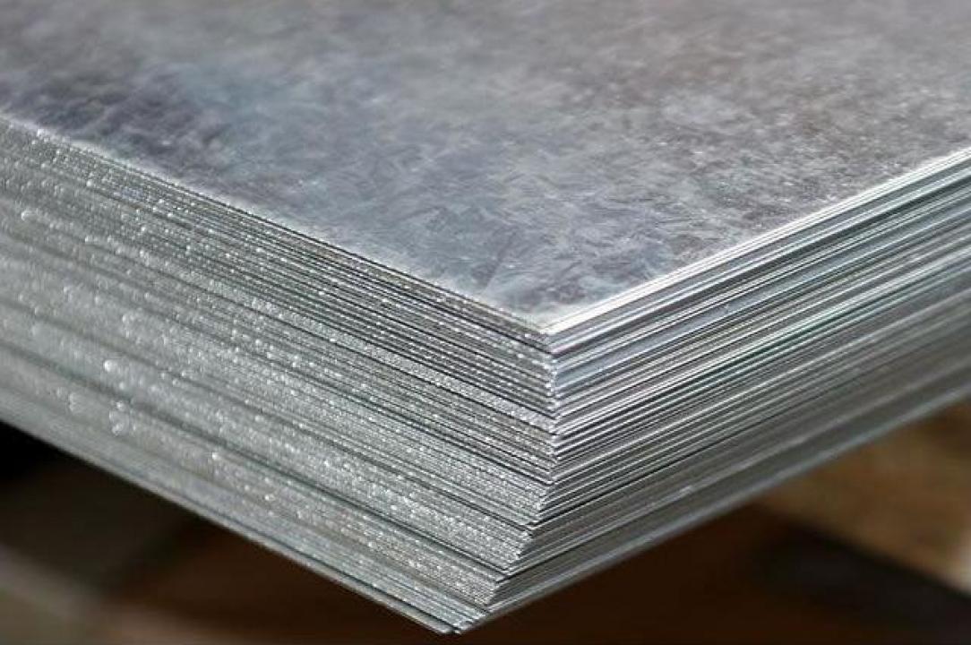 Tabla lisa din otel zincat 1000x2000 mm